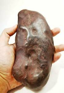 Big Best Phaya Saming King Forest Stone Black LEKLAI AMULET Magic Stone Lucky