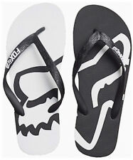 Ciabatte FOX BEACHED FLIP FLOP GRAPH Black White N 11/45