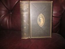 ANTIQUE 1885~C.H. SPURGEON~THE METROPOLITAN TABERNACLE PULPIT~PASS. & ALA.~WOW!