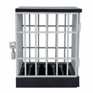 Phone Jail Cell with Pad Lock and Keys