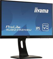 """iiyama ProLite XUB2492HSU-B1  EEK A+ 61.0 cm (24"""") 1920 x 1080 Full HD LED"""