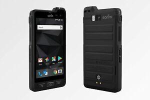 New Sprint Sonim XP8 XP8800 Black 64GB 4G LTE Android Rugged Smartphone Dual Sim