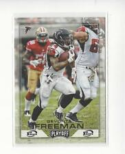 2016 Playoff 1st Down #8 Devonta Freeman Falcons 50/99