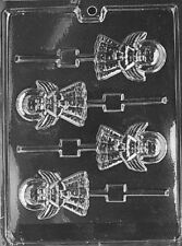 C106 Angel Lolly Chocolate Candy Mold w/instructions