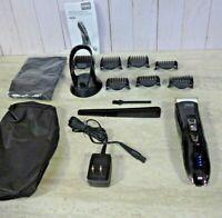 Riwa X7 Premium Cordless Hair Beard Trimmer Clipper w/ Titanium Blade (XM296)