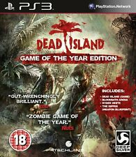 Dead Island Game of the Year Edition Playstation 3 PS3 Preowned - FAST DISPATCH