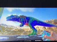 Ark Survival Evolved Xbox One Pve Earth Giga Clone Rare