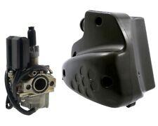 Vergaser + Luftfiltter Peugeot Speedfight 1 2 50 AC LC, TKR, Elystar, Trekker