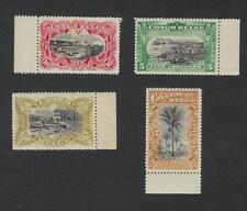 CONGO belge 50/53** mnh** Série complète Paysages 5c 10c 15c 50c 1909 cob €  345