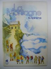 REVUE LA MONTAGNE & ALPINISME N° 2 1981 77E ANNEE TRES BON ETAT