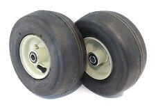 (2) Grasshopper Mower Deck CASTER WHEEL TIRE Assemblies 603971 603927 603925 ZTR