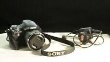 Sony Cyber-shot DSC-F828 8.0MP Digital Camera - Black Photography Equipment