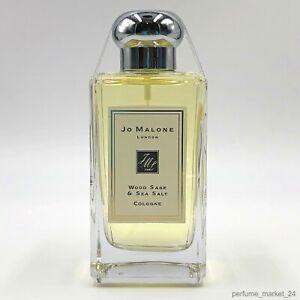 Jo Malone Wood Sage & Sea Salt 100 ml / 3.4 fl. oz New Sealed Box