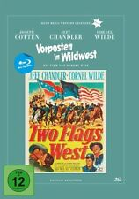TWO FLAGS WEST (Jeffrey Cotton)  Blu Ray - Sealed Region B for UK