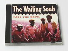 The Wailing Souls - Face The Devil CD Trojan UK 1995 RARE OOP AKA Wailing 1981