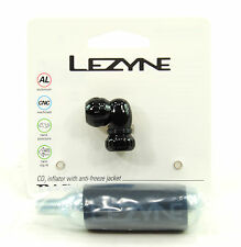 Lezyne Co2 Twin Speed Drive Co2 Bicycle Tire Inflator with 16g Cartridge