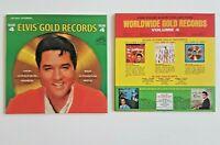 ELVIS PRESLEY : GOLD RECORDS vol. 4 (+ 2 BONUS) ★ New Replica 1968 LP on CD ★