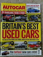 Autocar Magazine.10 Feb 2016. Best Used Cars. Hottest New Cars.UK P&Pin