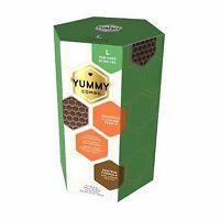 Yummy Combs Dog Dental Treat - Large- Protein Formula - 12oz Carton