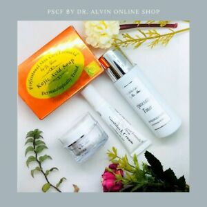 The Original Rejuvenating Set Professional Skin Care Formula By Dr. Alvin