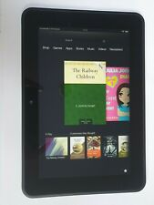 Amazon Kindle Fire HD 8.9  2012 Tablet Model 3HT7G 16GB WIFI 8.9 in Black  #B27