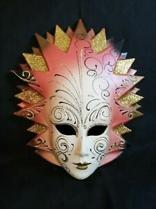 Venetian Mask Wall Hanging