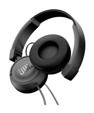 JBL T450 On-Ear Wired DJ Headphones Headset Pure Bass Smartphones