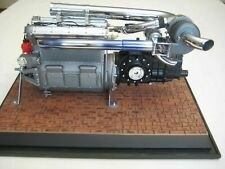 GMP Offenhauser Turbo Offy 168 ci race car engine motor & stand 1:6 new in box