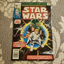 Very Nice Star Wars Comic Book First Issue #1. 1977