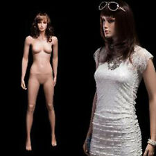Display Mannequin Female Dress Form, Flesh, MD-ELLISSA05