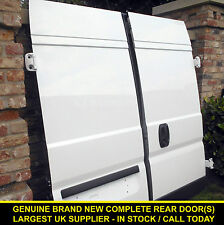 BRAND NEW Citroen Relay / Peugeot Boxer / Fiat Ducato (2007 - 2018) Rear Door