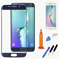 Blue Replacement Screen Glass Repair Tools For Samsung Galaxy S6 Edge+ Plus