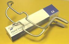 "Dental / chirurgico / Implant Bocca Gag ""Jennings 13cm"" ST ""acciaio"" CE ""RIF 16-540 / 13"