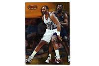 1999 Bowman's Best Karl Malone Utah Jazz Topps NBA Basketball Card No. 80 of 100