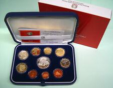 KMS Italien 2010 + 5 € Alfa Romeo + 2 € Cavour PP Proof OPV Aufl. 5.000 Stück