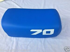 blue seat with  #70 on sides fits Honda ATC70 1978-1985 Refurbished to new