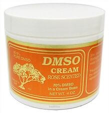 Dimethyl sulfoxide sulphate compound cream used for wood processing,rose scented
