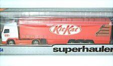 Volvo Cab & Rideaux Kit Kat - Corgi Superhaulers (1:64)