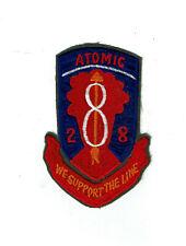 1950's U.S. Army 28th Field Artillery Battalion (Atomic) Patch
