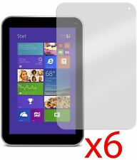 """Hellfire Trading 6x Screen Protector Cover Guard for Toshiba Encore WT8 8"""""""