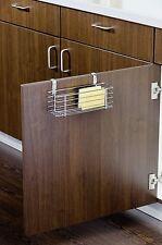 Slim Einhängekorb für Küche und Bad etc, Putzmittelregal, Gewürzregal, Tür Regal