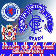 ***RANGERS*** STAND UP FOR THE CHAMPIONS ***/ *** Loyalist/Orange/Rangers/cd CD