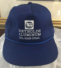 Reynolds Aluminum Oilfield Hat Oil-Gas-Coal Permian Rig Embroidered Trucker Cap