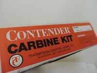 Thompson Center Carbine Kit 7mm TCU 1130 Empty Box Only