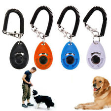 Dog Training Clicker Click Button Trainer Pet Cat Puppy Obedience Aid-Wrist