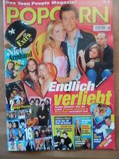POPCORN 6-  2005 Nu Pagadi Vanilla Ninja Britney Spears Sarah Connor Schlönvoigt