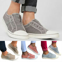 Fashion Women's Summer Flat-Bottomed Single Shoes Casual Sport Sneakers Shoes