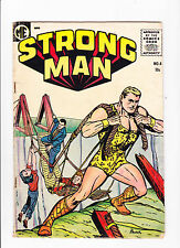 StrongMan  No.4   :: 1955 ::    :: Collapsed Bridge Cover ::