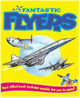 Paper Planes: Fantastic Fliers (Sticker and Activity Book), , Very Good Book