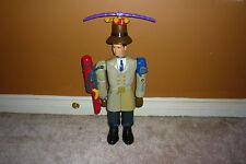 """1999 Inspector Gadget McDonalds Combiner 12"""" Action Figure"""